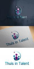 Logo # 1003572 voor Fris en warm logo voor  Thuis in talent wedstrijd
