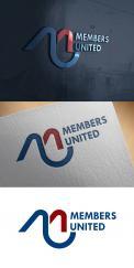 Logo design # 1127064 for MembersUnited contest