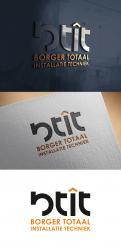 Logo design # 1233002 for Logo for Borger Totaal Installatie Techniek  BTIT  contest