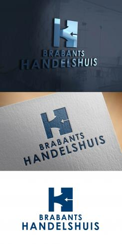 Logo # 1093663 voor Logo voor Brabants handelshuis wedstrijd