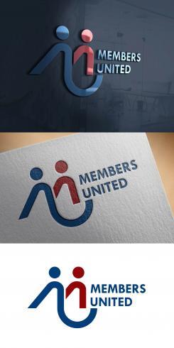 Logo design # 1127072 for MembersUnited contest