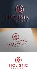 Logo design # 1127274 for LOGO for my company 'HOLISTIC FINANCE'     contest