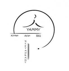 Logo # 1089444 voor ontwerp een horeca logo voor een nieuw te openen asian korean bbq restaurant wedstrijd