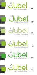 Logo # 359541 voor Ontwerp een abstract, simplistisch, fris logo voor JUBEL praktijk voor babymassage wedstrijd