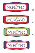 Logo # 330956 voor Redesign of the logo Milkiland. See the logo www.milkiland.nl wedstrijd