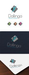 Logo # 432580 voor Tennis school Dallinga wedstrijd