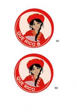 Logo # 420547 voor Logo webwinkel Peruaanse levensmiddelen wedstrijd