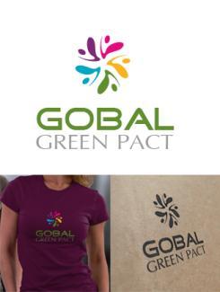 Logo # 404505 voor Wereldwijd bekend worden? Ontwerp voor ons een uniek GREEN logo wedstrijd