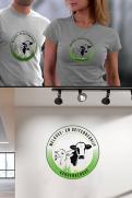 Logo # 1066413 voor Logo voor landbouwbedrijf met melkkoeien en melkgeiten wedstrijd