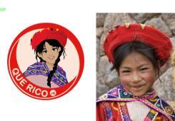 Logo # 420283 voor Logo webwinkel Peruaanse levensmiddelen wedstrijd