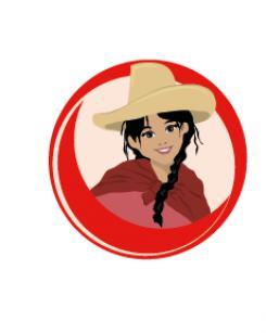 Logo # 418182 voor Logo webwinkel Peruaanse levensmiddelen wedstrijd