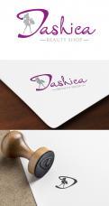 Logo # 416197 voor Dashica Beautyshop.nl wedstrijd