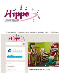 Logo # 369151 voor Ontwerp een logo voor een bestaande webshop die muziekdoosjes voor baby's verkoopt wedstrijd