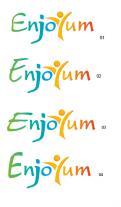 Logo # 338856 voor Logo Enjoyum. A fun, innovate and tasty food company. wedstrijd
