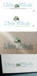 Logo # 359938 voor Ontwerp logo voor mindfulness training voor kinderen - Little Minds wedstrijd