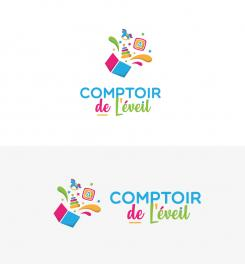 Logo design # 929562 for Creation of a logo for e-commerce site around wooden toys, educational games and didactic material contest