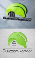 Logo # 1141821 voor Logo ontwerpen voor bedrijf 'Duurzaam kantoor be' wedstrijd