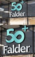Logo # 1106737 voor Nieuwe visuele identiteit Falder nl wedstrijd