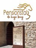 Logo # 1200657 voor Logo voor pensionstal wedstrijd
