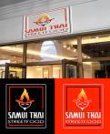 Logo # 1144682 voor Thai Restaurant Logo wedstrijd