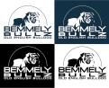 Logo design # 1215352 for Design a cool compact logo for a Old English Bulldog kennel  Bemmely Bullz contest