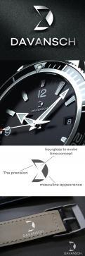Logo # 1046350 voor Logo Horlogemerk wedstrijd