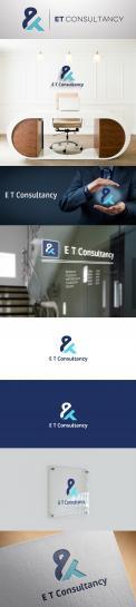 Logo # 1051604 voor Logo voor consultancy advies bureau 'E T  Consultancy' wedstrijd