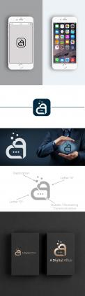 Logo # 1079102 voor Clean   Simple Logo   visitekaartje voor een Online Marketing Agency wedstrijd