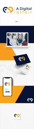 Logo # 1079108 voor Clean   Simple Logo   visitekaartje voor een Online Marketing Agency wedstrijd