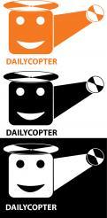 Logo # 300116 voor Logo + Mascotte voor Dailycopter wedstrijd