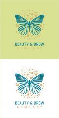 Logo # 1123824 voor Beauty and brow company wedstrijd