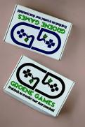 Logo # 1222235 voor Ontwerp een leuk logo voor duurzame games! wedstrijd