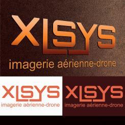 Logo design # 1206844 for Logo modification for an aerial drone imagery company  photos videos  contest