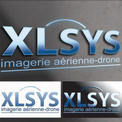 Logo design # 1206744 for Logo modification for an aerial drone imagery company  photos videos  contest