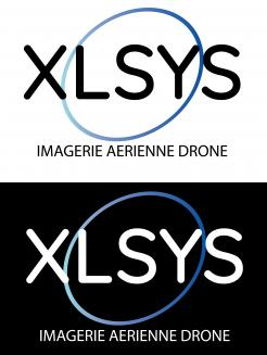 Logo design # 1207649 for Logo modification for an aerial drone imagery company  photos videos  contest