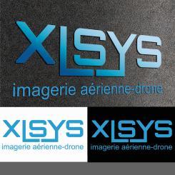 Logo design # 1206858 for Logo modification for an aerial drone imagery company  photos videos  contest