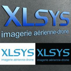 Logo design # 1207505 for Logo modification for an aerial drone imagery company  photos videos  contest