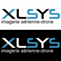 Logo design # 1206416 for Logo modification for an aerial drone imagery company  photos videos  contest