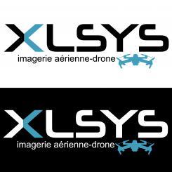 Logo design # 1206421 for Logo modification for an aerial drone imagery company  photos videos  contest
