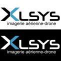 Logo design # 1206423 for Logo modification for an aerial drone imagery company  photos videos  contest