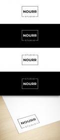 Logo # 1166443 voor Een logo voor studio NOURR  een creatieve studio die lampen ontwerpt en maakt  wedstrijd