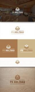 Logo  # 1160554 für Logo fur das Holzbauunternehmen  PR Holzbau GmbH  Wettbewerb