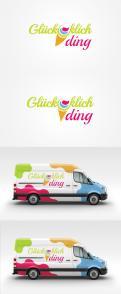 Logo  # 1036932 für Logo   mobiler urbaner Eiswagen Wettbewerb