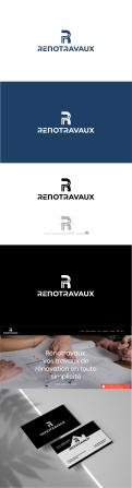 Logo & stationery # 1118733 for Renotravaux contest