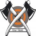 Logo & stationery # 1151828 for Create our logo and identity! We are Axe Sion! contest