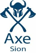 Logo & stationery # 1151028 for Create our logo and identity! We are Axe Sion! contest