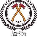 Logo & stationery # 1151034 for Create our logo and identity! We are Axe Sion! contest