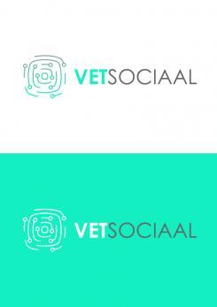 Logo & stationery # 1077727 for Design a trendy logo   stationery design for a social media company contest