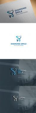 Logo & Huisstijl # 958162 voor Diamond Smile   logo en huisstijl gevraagd voor een tandenbleek studio in het buitenland wedstrijd