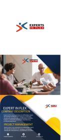 Logo & Huisstijl # 1042938 voor Ontwikkel een eigentijds logo en basis huisstijl  kleurenschema  font  basis middelen  voor  Experts in Flex'  wedstrijd